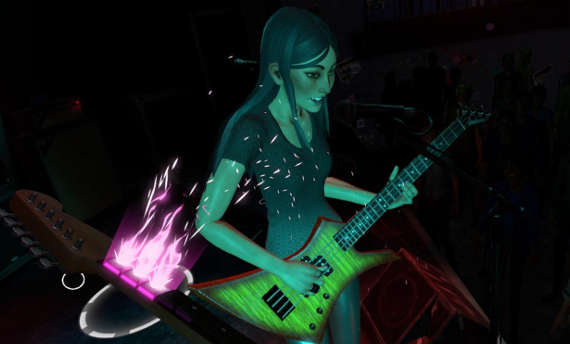 Rock Band seems alive and going VR this March