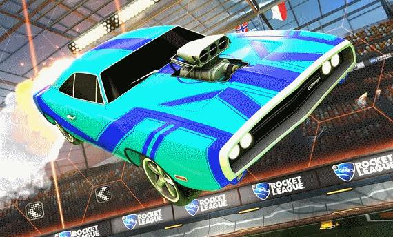 Rocket League gets Fast and Furious