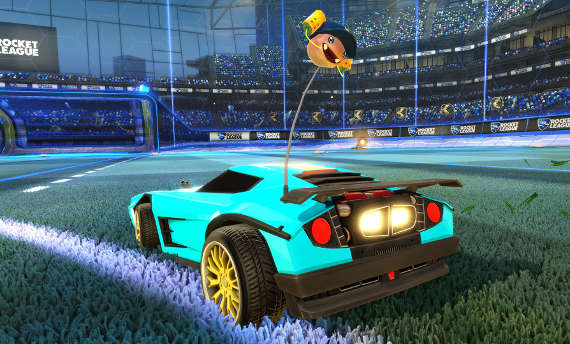 Rocket League is free-to-play on Steam during this weekend