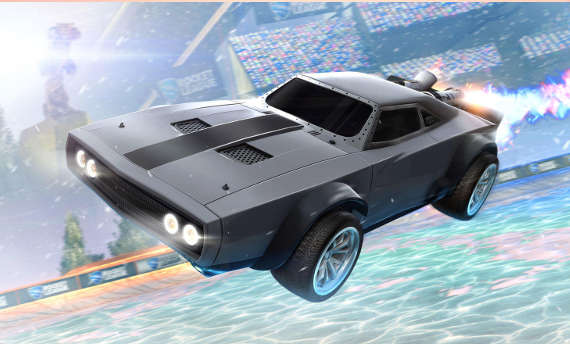 Rocket League gets The Fate Of The Furious DLC