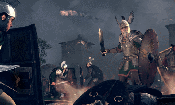 Total War: Rome 2 Empire Divided shows off new trailer