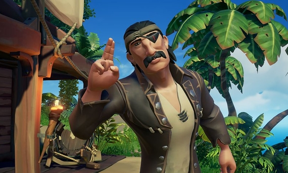 sea of thieves day one news featured