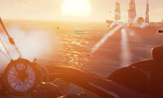 Watch a developer gameplay from Sea of Thieves