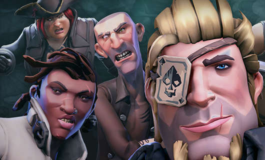 Sea of Thieves Technical Alpha announced