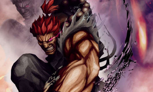 Street Fighter V's first character for 2017 season pass is Akuma