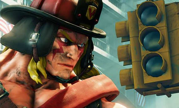 Work costumes are coming to Street Fighter V