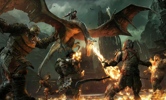 Watch 16 minutes of gameplay from Middle-earth: Shadow of War