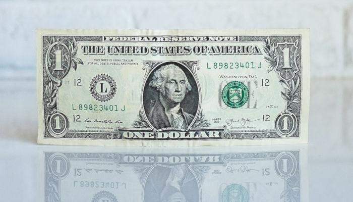 Money - 1 dolar