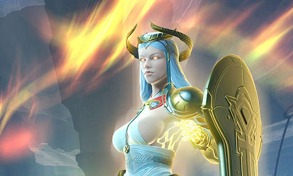 Skyforge is coming to PS4 this Spring