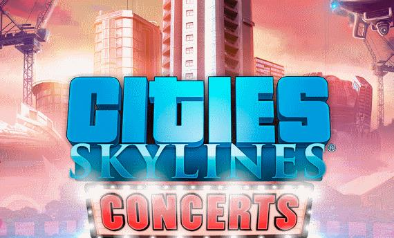 Cities: Skylines Concerts goes live