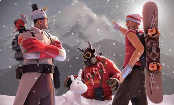 Smissmas is your Holiday event in Team Fortress 2