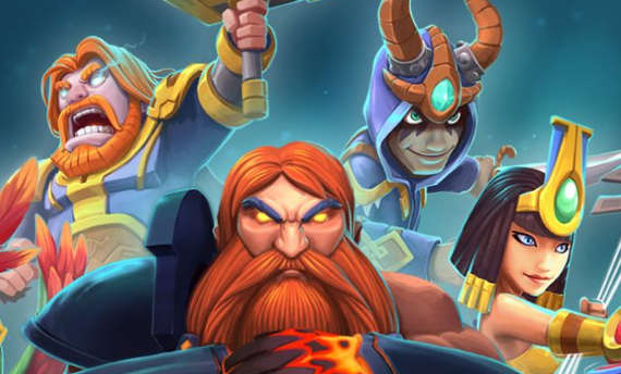 SMITE Rivals announced for mobile and PC