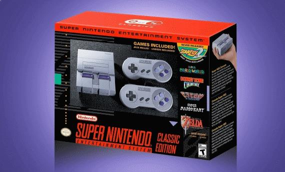 Nintendo warns: don't overpay for SNES Classic