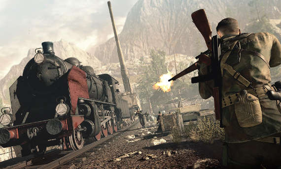 101 trailer for Sniper Elite 4 summarizes the game's features