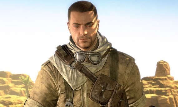 Karl Fairburne returns for Sniper Elite 4