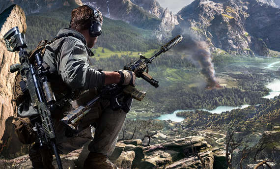 Sniper: Ghost Warrior 3 gets a launch trailer