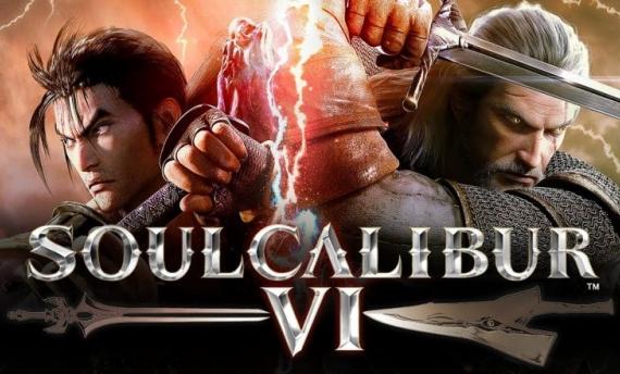 Soulcalibur 6 banner