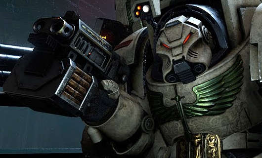 Space Hulk: Deathwing gets a bloody launch trailer