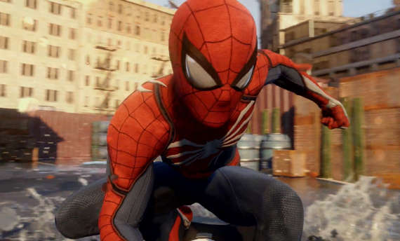 Marvel's Spider-Man is looking good in the new trailer