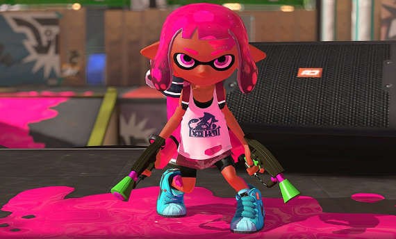 Splatoon 2 multiplayer test starts next week