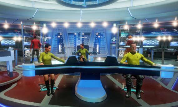 Star Trek: Bridge Crew delayed