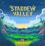 Stardew valley video game cover