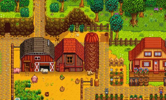 Stardew Valley is getting multiplayer