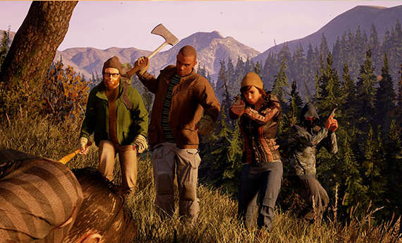 State of Decay 2 co-op explained