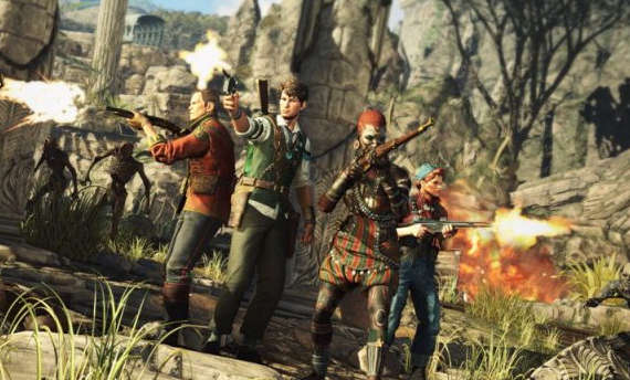 Strange Brigade's gameplay revealed