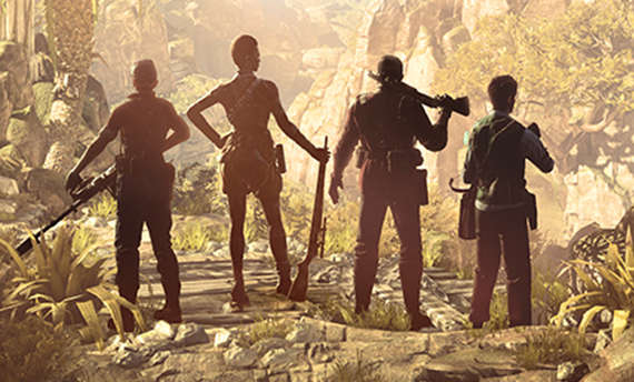 Rebellion announces new game, Strange Brigade