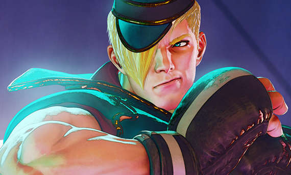 Ed is the latest character for Street Fighter V Season Pass