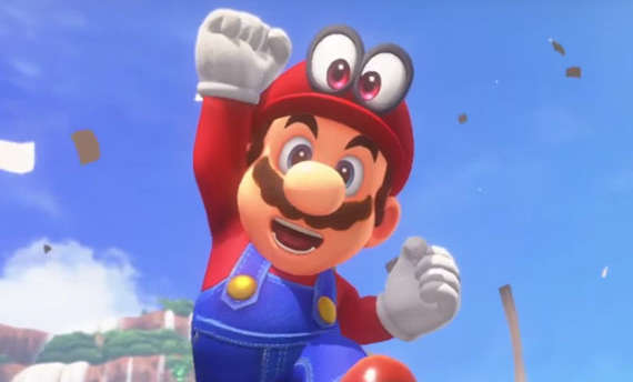 Super Mario Odyssey will save the Switch in October