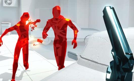 Superhot is now VR-ready
