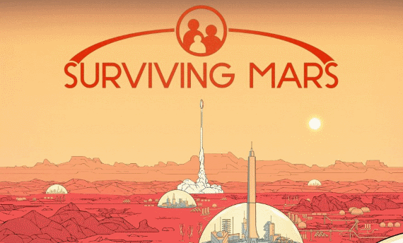 Surviving Mars coming Spring 2018
