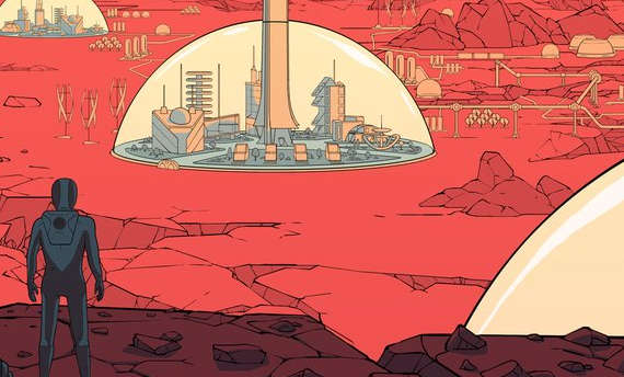 Paradox Interactive announces Surviving Mars