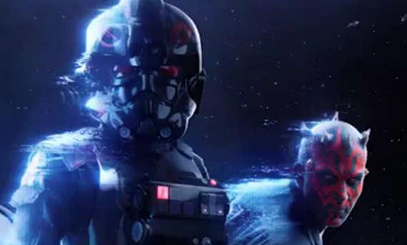 Star Wars Battlefront II trailer leaked