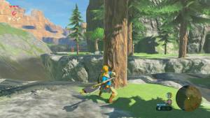 legden of zelda link lumberjack
