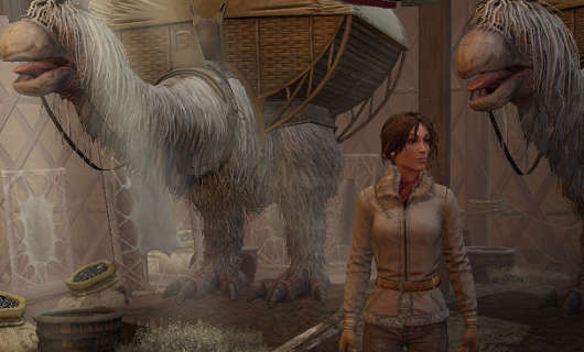 Syberia 3 is near with a teaser trailer