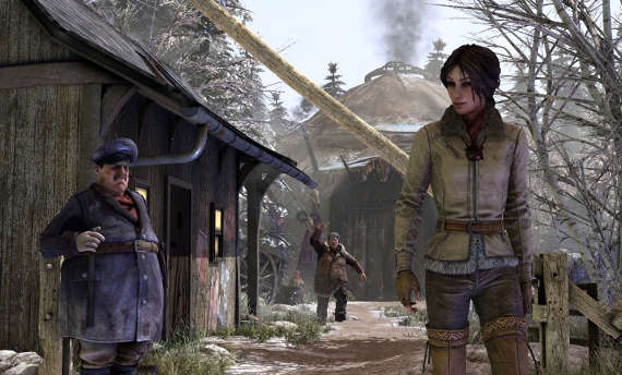 Syberia 3 is planned for Nintendo Switch as well
