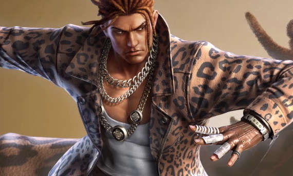 Eddy Gordo confirmed for Tekken 7