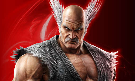 There's no glory for heroes in Tekken 7