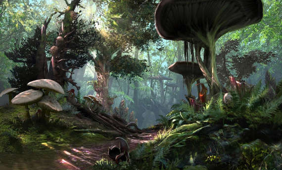 The Elder Scrolls Online: Morrowind announced