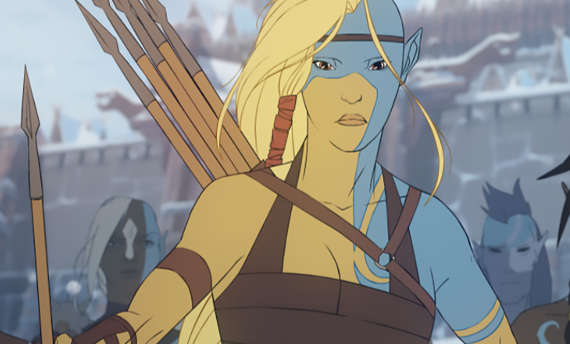 Survival Mode added to The Banner Saga 2