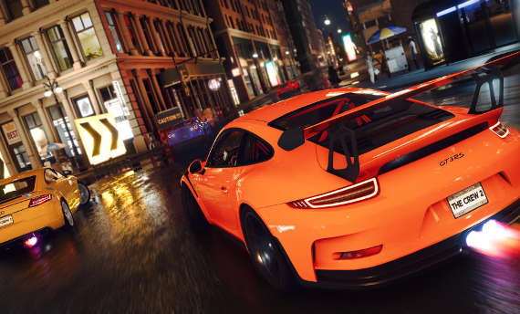The Crew 2 set to arrive in March