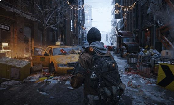 The Division, Ubisoft