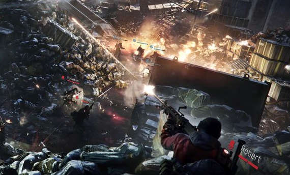 The Division: Last Stand is a 16-player PvP mode