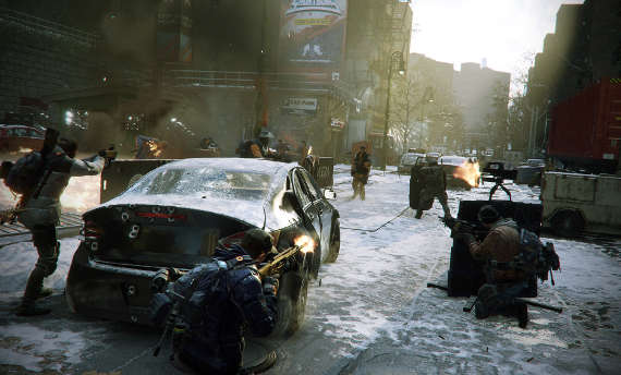 The Division gets the Update 1.6 and final expansion