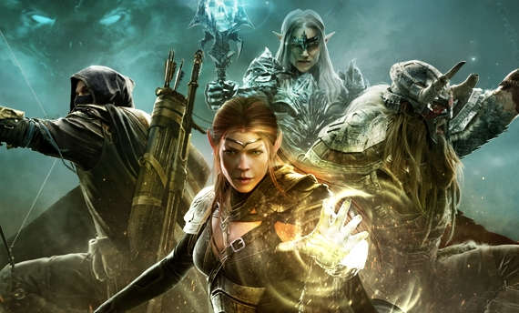 You can test Plus subscription for The Elders Scrolls Online for free