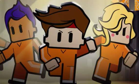 The trailer for The Escapists 2 multiplayer mode breaks free