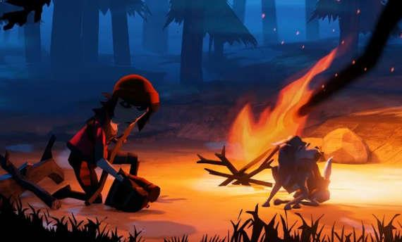 The Flame in the Flood now has a release date for PS4